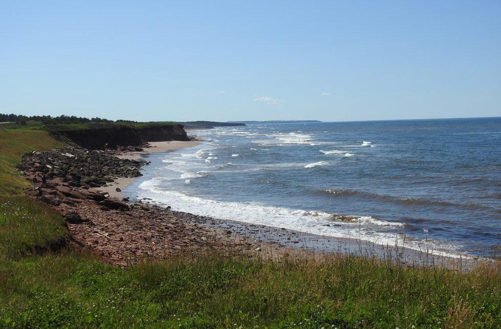 North Rustico coast